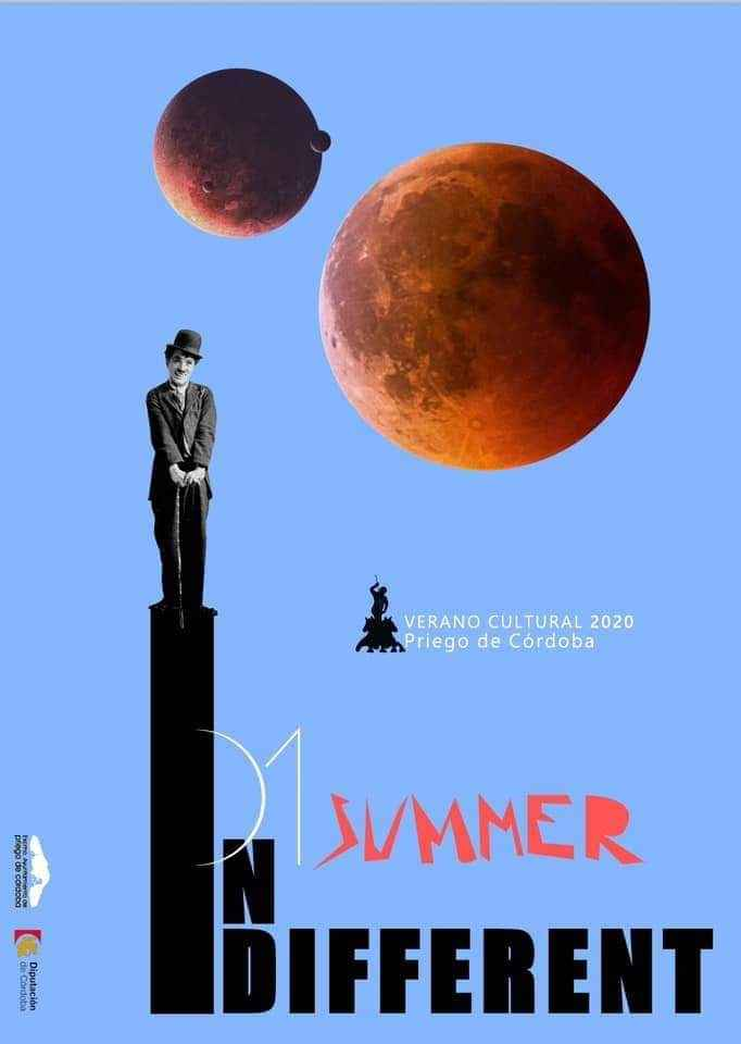 "Cartel anunciador del ""Summer in different""."